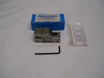 Gibraltar 42052647 Toolmakers Vise 1 Width 1316 Opening Capacity 38 Height