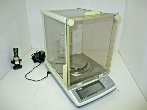 Analytical scales A&D series HR model HR-200
