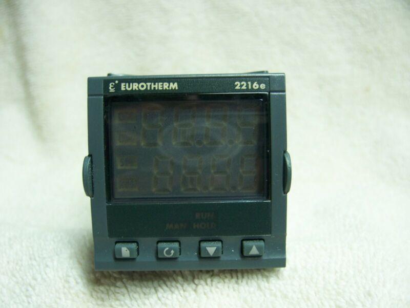 Eurotherm Model 2216E/CC/VH Temperature Controller