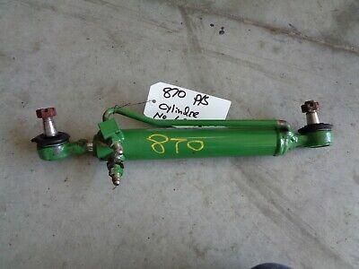 John Deere 870 4x4 Mfwd Power Steering Cylinder. No Leaks