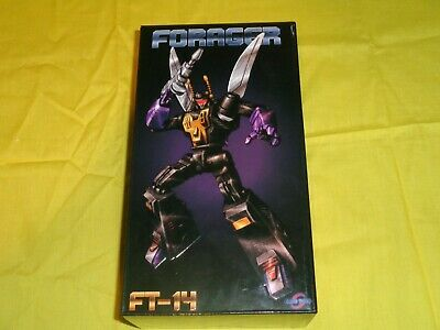 FansToys TRANSFORMERS FT-14 FORAGER U.S Seller