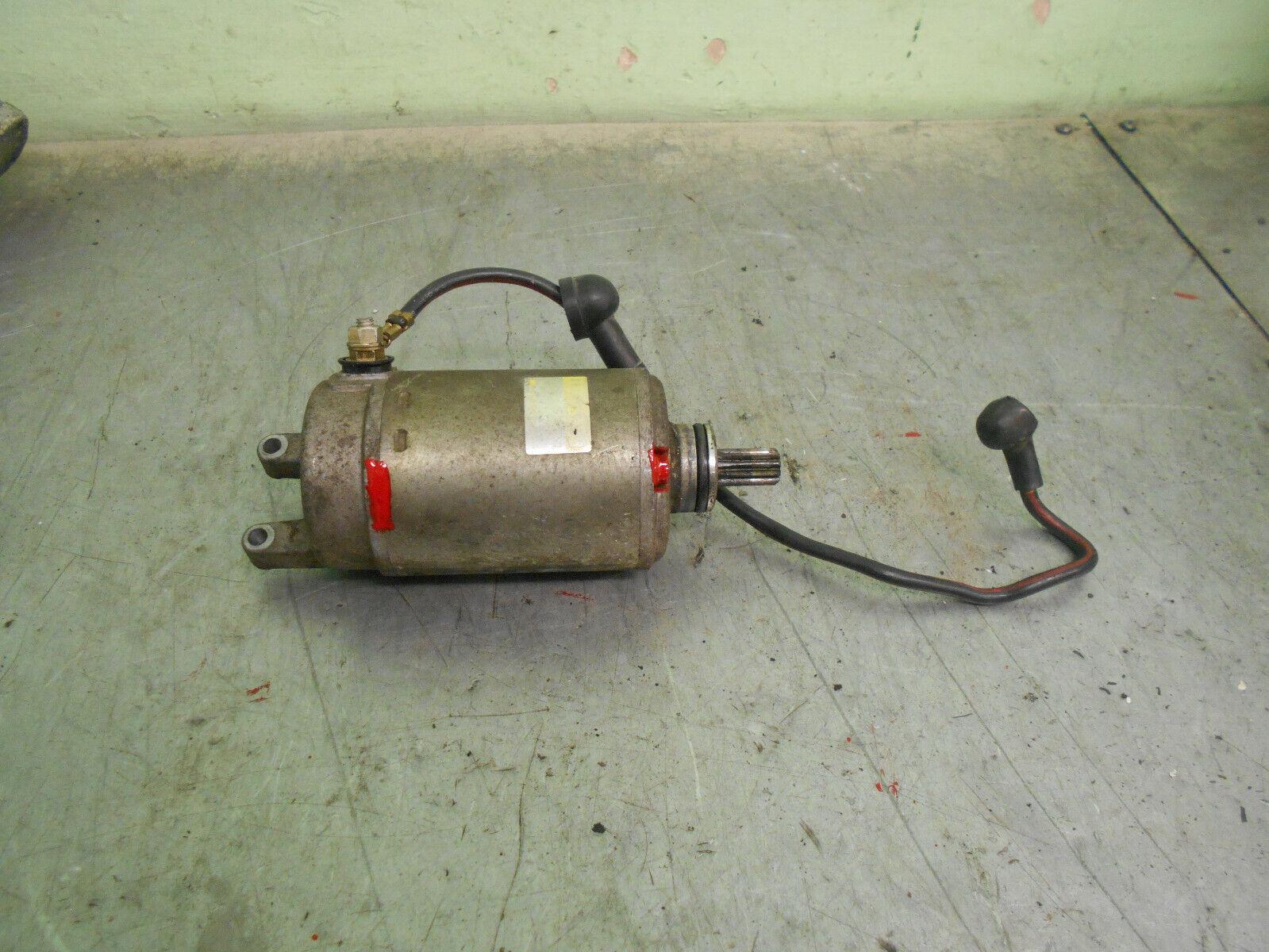 kawasaki zzr  400  starter  motor