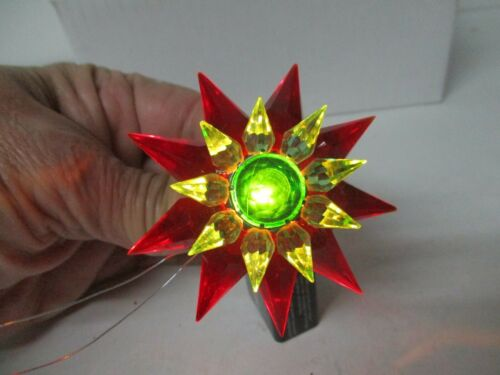 1930s C-6 Double MATCHLESS STAR Light - Red Green Green - 700 Size