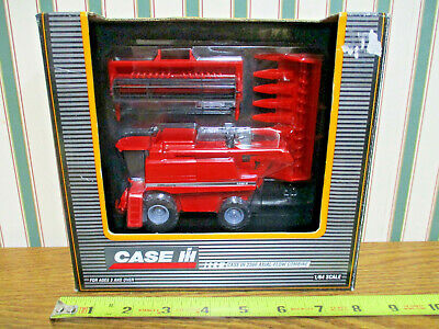 Case IH 2366 Axial-Flow Combine By Ertl 1/64th Scale >