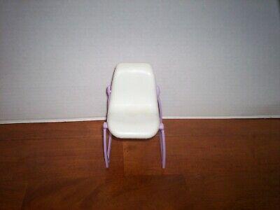 Vintage Barbie 1978 Dream House Chair Purple
