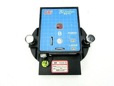 Csi Ultraspec 8210 Unit B Laser Balance Alignment Unit