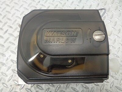 Watson Marlow W05055 Peristaltic Pump W Stepper Motor See Photos