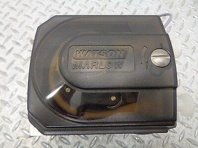 Watson Marlow W05055 Peristaltic Pump W Stepper Motor See Photos