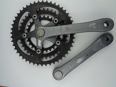 Crankset single speed 46 Teeth Crank Bike Era Vintage Retro Holland City