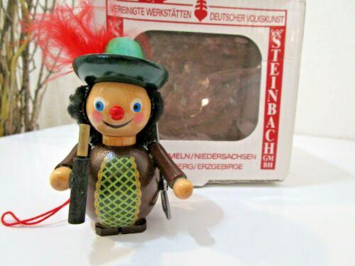 "Steinbach Christmas ""CHRISTOPHER COLUMBUS"" Ornament  W/ TAG & BOX ~ EUC (Lot 3)"