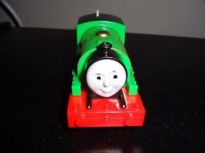 Thomas & Friends Railway Race Percy Trackmaster Motorized Train (worked)