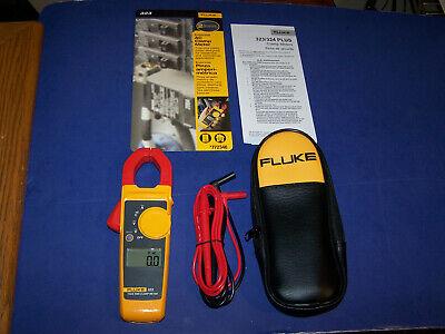 New Fluke 323 True-rms Clamp Meter