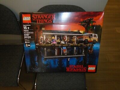 Lego  Stranger Things: The Upside Down - 75810 New in Box, Sealed