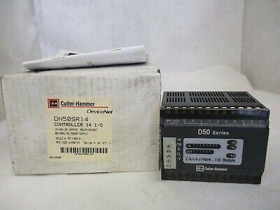 New Cutler-hammer Dn50sr14 Programmable Controller