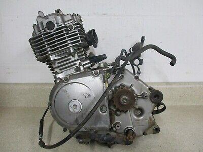 2006 SUZUKI DRZ125 COMPLETE RUNNING ENGINE MOTOR, FITS ALL, M112