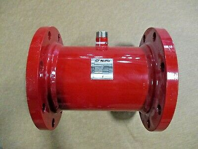 Nuflo Cameron 6 150 Turbine Flow Meter 9a-100051 G New