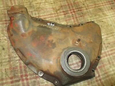 Ih Farmall 450 C281 Engine Front Cover 354954 R3  Antique Tractor