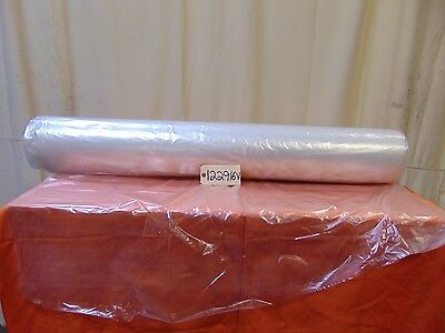 48 X 1000 Roll Poly Plastic Tube For Making Oversize Packaging Bags