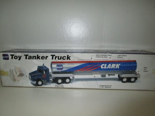 1995 CLARK Limited Edition Toy Tanker  Vintage   New In Box