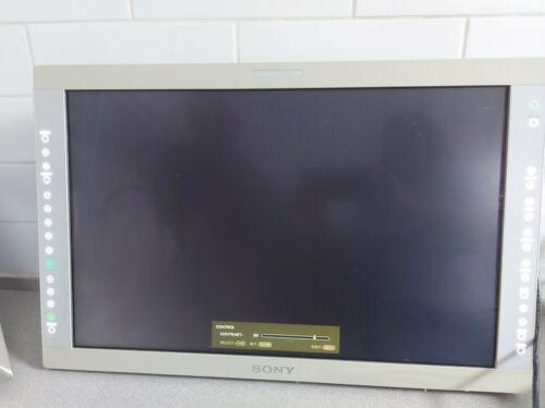 """Sony LMD-2451MD 24"""" Medical Endoscopy Monitor  W/ POWER SUPPLY   AC-2450MD"""