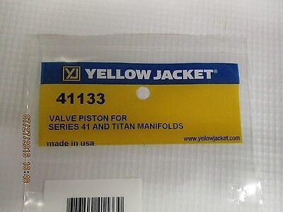 Yellow Jacket Valve Piston Series 41 Titan Manifolds Only - 41133