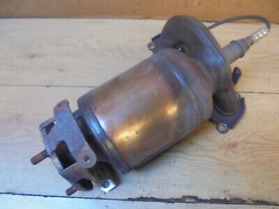 SEAT IBIZA 2009 1.2 12V EXHAUST MANIFOLD AND CAT CATALYTIC CONVERTER 03D131701E