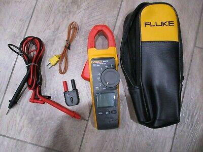 Fluke 902 Fc Hvac Amp Clamp Meter Digital Multimeter