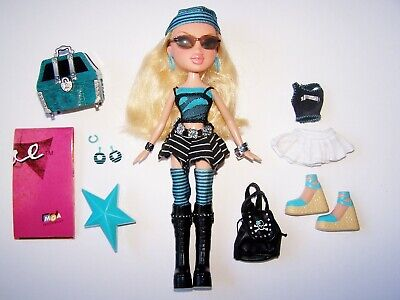 Bratz Treasures Cloe Pirate Doll Original Outfits Shoes Accessories Poster
