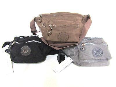 Bauch-Gürteltasche-Freizeit-Sporttasche Umhängetasche für Damen und