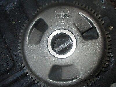 Case 1370 Tractor Axle Drive Hub Brake Gear Free Shipping 968712 Or 968713
