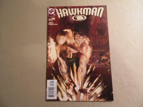 Hawkman #18 (DC 2003) Free Domestic Shipping