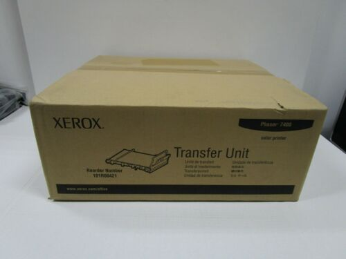GENUINE XEROX 101R00421 Phaser 7400 Transfer Unit NEW SEALED BOX SEE PHOTOS