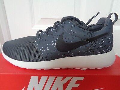 Nike roshe one Print wmns trainers sneakers 844958 002 uk 6.5 eu 40.5 us 9 NEW