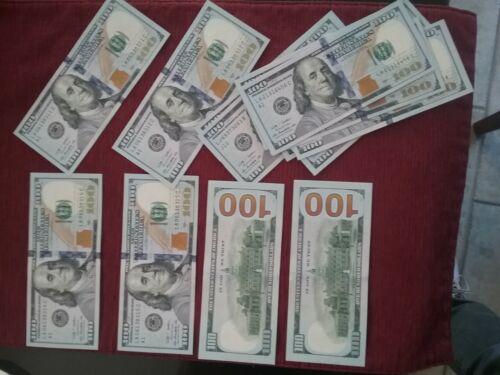 ONE - 2009 A $100 Dollar Federal Reserve Bank Note. AU- No Folds - CHCU