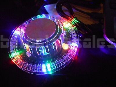 48 Super Bright LED Amazing Sound-Activated 360 Degree Light Show w/ USB Cable](Sound Activated Leds)