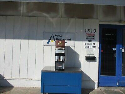 Bunn Lcr-2 Javo Liquid Coffee Refrigerated Dispenser 4667
