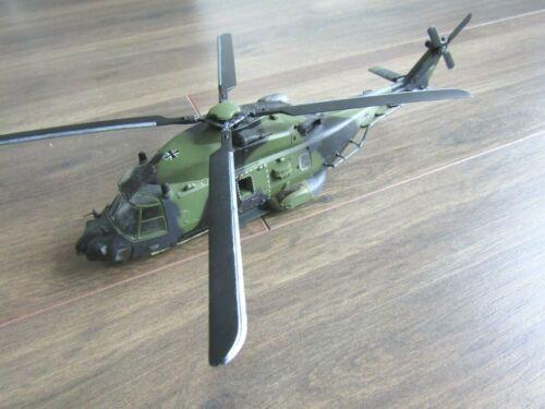 "NH-90 ""BUNDESWEHR"" DIECAST ATLAS 1/72"