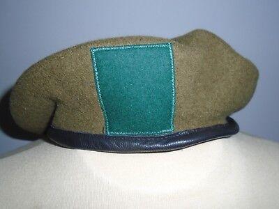MERCIAN REGIMENT BERET SIZE 60CM BRITISH ARMY ISSUE