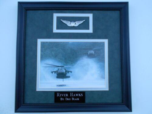 River Hawks  UH-60      Dru Blair             Military Art