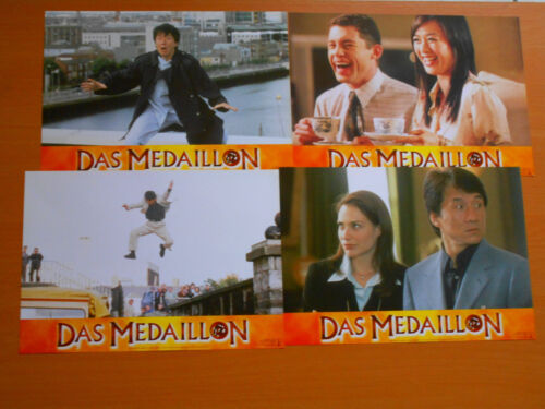 THE MEDALLION - Jackie Chan