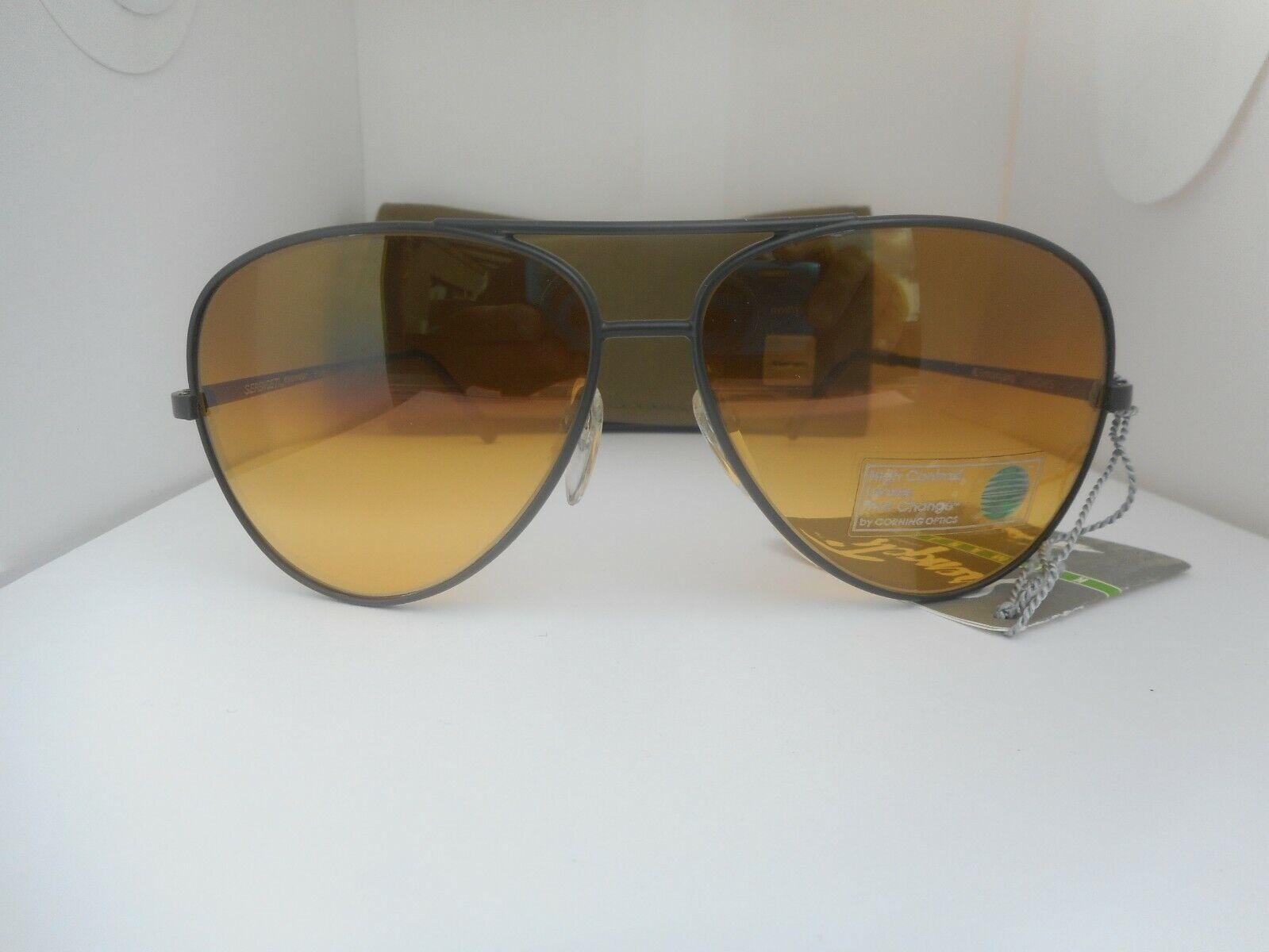 vintage sunglasses serengeti 5128S kilimanjaro higt contras lenses that change