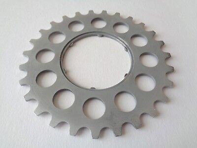 NEW old stock Campagnolo Free Hub Cassette Lock Ring 9 sp 12 tooth