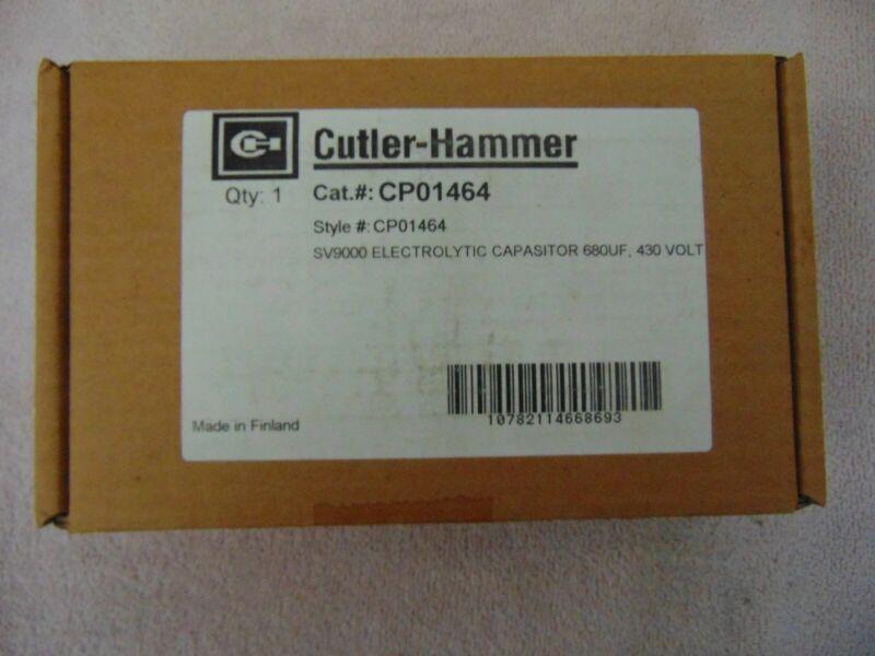 Cutler Hammer CP01464 SV9000 680uF 430 Volt Capacitor