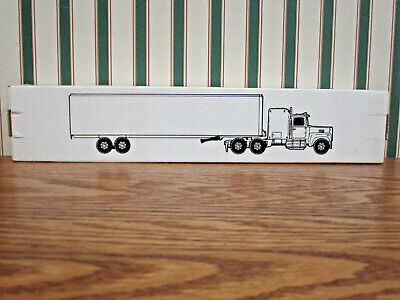 Ottilie Seed Ford Semi With Van Trailer By Ertl 1/64th Scale 10