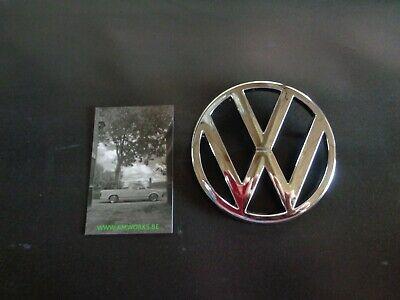VW Golf 1 Cabrio Caddy T3 kühlergrill emblem logo schriftzug original VW
