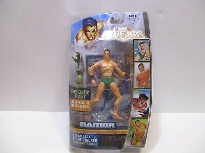 MARVEL LEGENDS FANTASTIC 4   RONAN THE ACCUSER BAF  NAMOR THE SUB MARINER