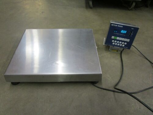 METTLER TOLEDO PANTHER PTHK1000000 OHAUS CHAMP II CH60L DIGITAL SCALE 150 LB