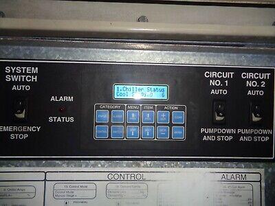 Mcquay Oem Control Display. Pn 0654972b - 01. Chiller Display.