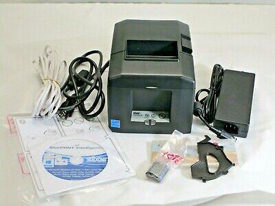 Star Micronics Tsp650ii Usb Thermal Printer Auto Cutter W Power Supply
