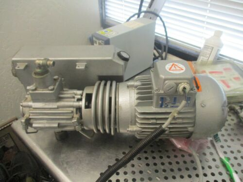Busch: RA 0016  B 5L3 Single Stage Rotary Pump with Katt : FN80  Motor  <